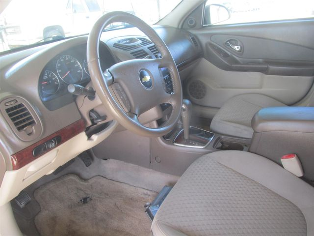 2006 Chevrolet Malibu LT w/2LT Gardena, California 4