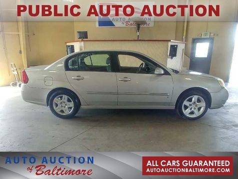 2006 Chevrolet Malibu LT w/0LT | JOPPA, MD | Auto Auction of Baltimore  in JOPPA, MD