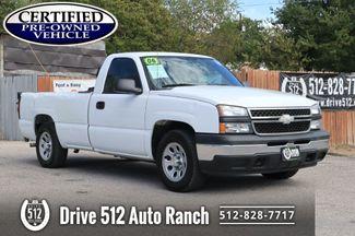 2006 Chevrolet Silverado 1500 Work Truck in Austin, TX 78745