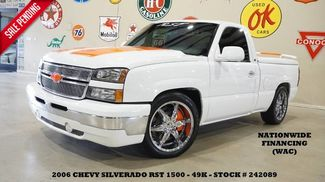2006 Chevrolet Silverado 1500 JOHN MOSS SIGNATURE SERIES RST LOWERED,LTH,CHRO... in Carrollton TX, 75006