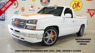 2006 Chevrolet Silverado 1500 JOHN MOSS SIGNATURE SERIES RST LOWERED,LTH,CHRO... in Carrollton TX, 75006
