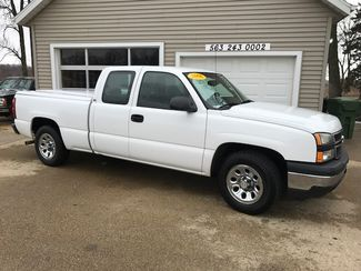 2006 Chevrolet Silverado 1500 LS in Clinton IA, 52732