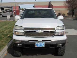 2006 Chevrolet Silverado 1500 Crew Cab 4WD LT2 Bend, Oregon 4