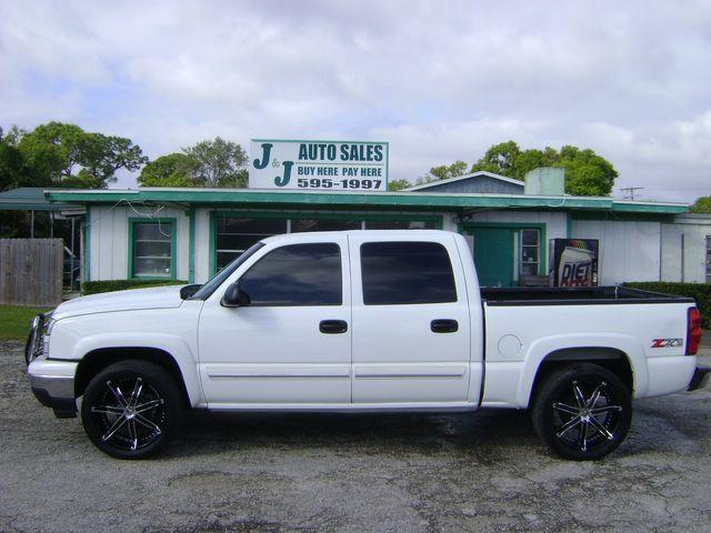 2006 Chevrolet CREWCAB 4X4 SILVERADO 1500