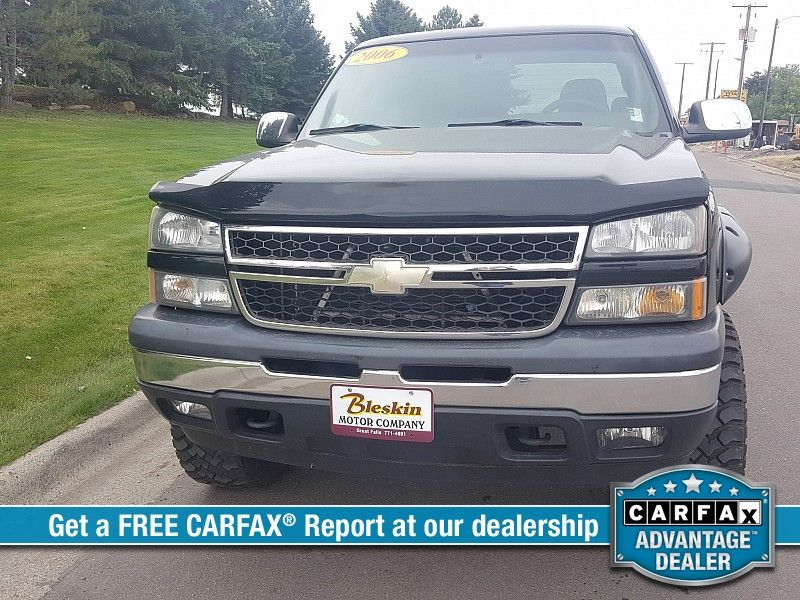 2006 Chevrolet Silverado 1500 4WD Ext Cab LT1  city MT  Bleskin Motor Company   in Great Falls, MT