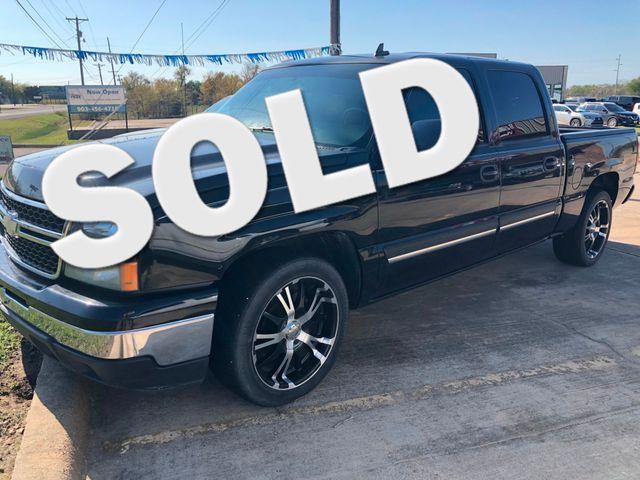 2006 Chevrolet Silverado 1500 LT2 | Greenville, TX | Barrow Motors in Greenville TX