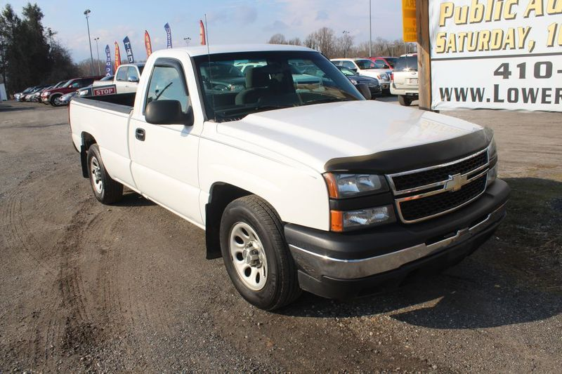 2006 Chevrolet Silverado 1500 Work Truck  city MD  South County Public Auto Auction  in Harwood, MD
