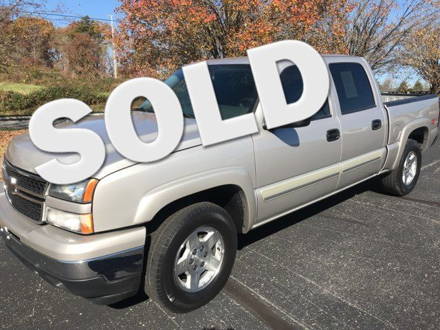 2006 Chevrolet Silverado 1500 LT Knoxville, Tennessee
