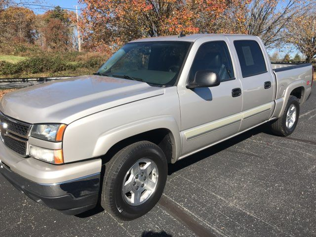 2006 Chevrolet Silverado 1500 LT Knoxville, Tennessee 1