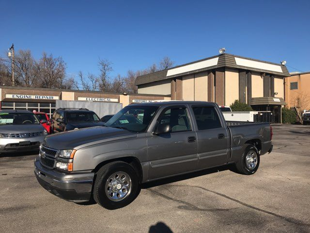 2006 Chevrolet Silverado 1500 LS in Oklahoma City OK