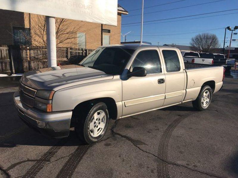 2006 Chevrolet Silverado 1500 LT   Oklahoma City, OK   Norris Auto Sales (NW 39th) in Oklahoma City OK