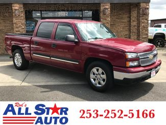 2006 Chevrolet Silverado 1500 LS in Puyallup Washington, 98371