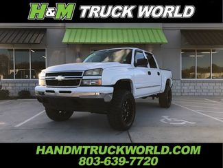 2006 Chevrolet Silverado 1500 LT *CREW-CAB*4X4*LIFTED*20'' BLACK XD'S*35'S in Rock Hill SC, 29730