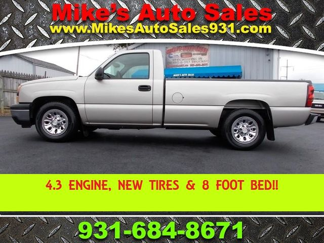 2006 Chevrolet Silverado 1500 Work Truck Shelbyville, TN