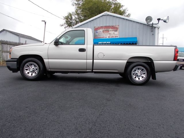 2006 Chevrolet Silverado 1500 Work Truck Shelbyville, TN 1