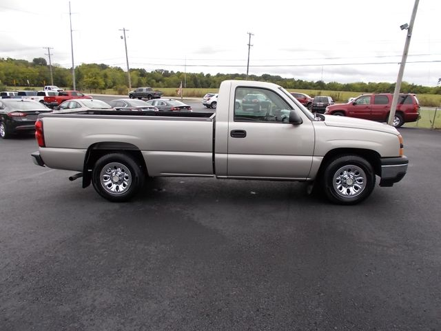 2006 Chevrolet Silverado 1500 Work Truck Shelbyville, TN 11