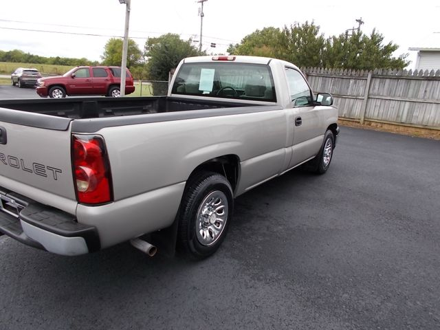 2006 Chevrolet Silverado 1500 Work Truck Shelbyville, TN 13