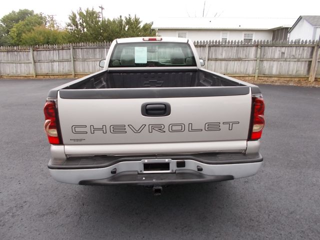 2006 Chevrolet Silverado 1500 Work Truck Shelbyville, TN 14
