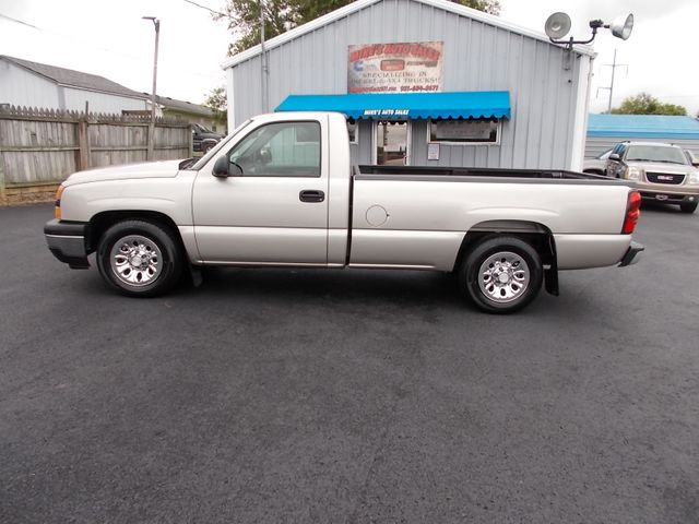 2006 Chevrolet Silverado 1500 Work Truck Shelbyville, TN 2
