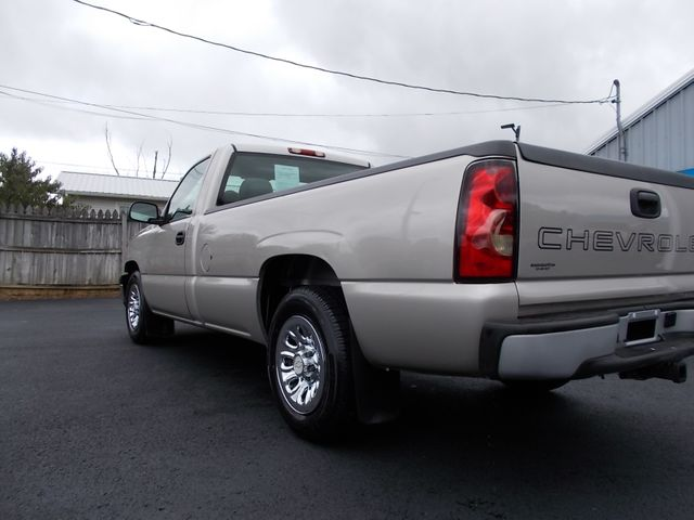 2006 Chevrolet Silverado 1500 Work Truck Shelbyville, TN 3