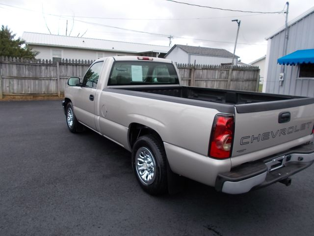 2006 Chevrolet Silverado 1500 Work Truck Shelbyville, TN 4