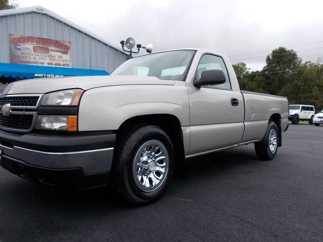 2006 Chevrolet Silverado 1500 Work Truck Shelbyville, TN 6