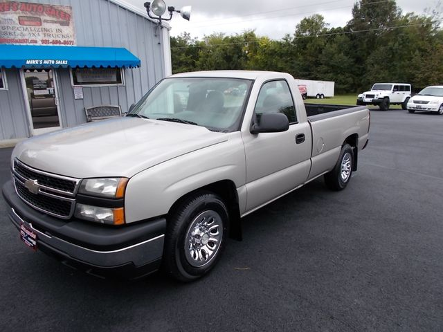 2006 Chevrolet Silverado 1500 Work Truck Shelbyville, TN 7