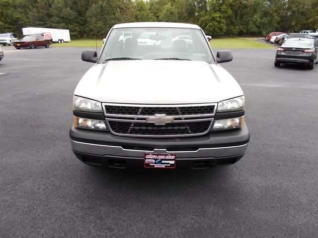 2006 Chevrolet Silverado 1500 Work Truck Shelbyville, TN 8
