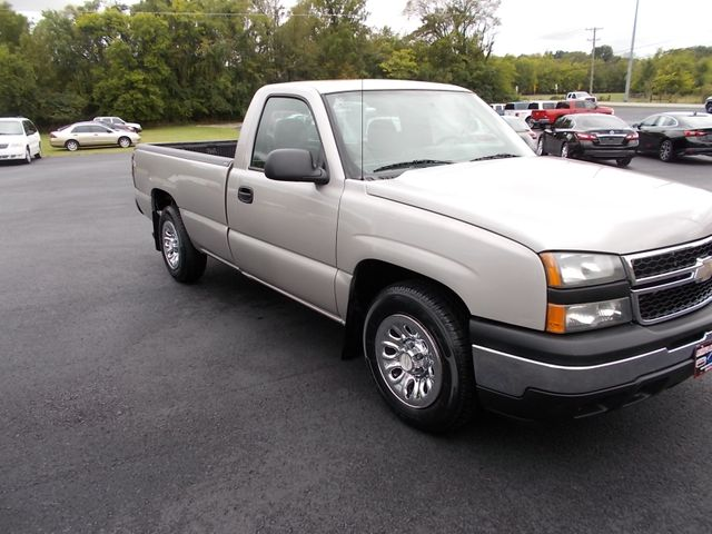 2006 Chevrolet Silverado 1500 Work Truck Shelbyville, TN 10
