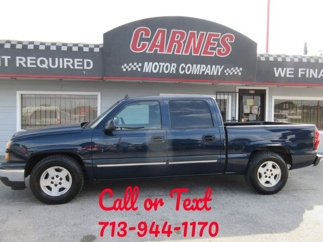 2006 Chevrolet Silverado 1500 LT3 south houston, TX
