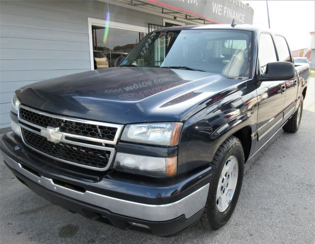 2006 Chevrolet Silverado 1500 LT3 south houston, TX 1