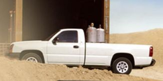 2006 Chevrolet Silverado 1500 Work Truck in Tomball, TX 77375