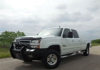 2006 Chevrolet Silverado 2500 HD Crew Cab LT Pickup 4D 8 ft in New Braunfels, TX 78130