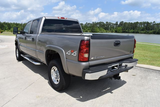 2006 Chevrolet Silverado 2500 LT Walker, Louisiana 7
