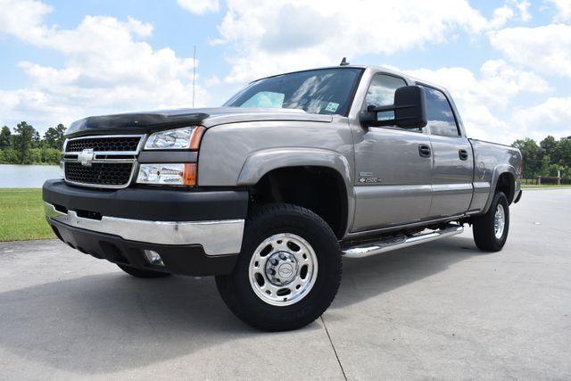 2006 Chevrolet Silverado 2500 LT Walker, Louisiana 4