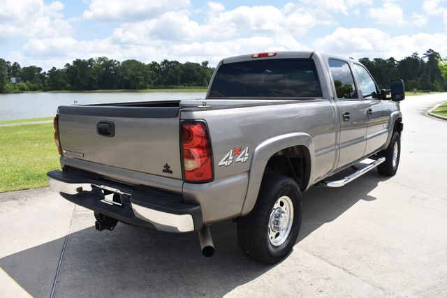 2006 Chevrolet Silverado 2500 LT Walker, Louisiana 3