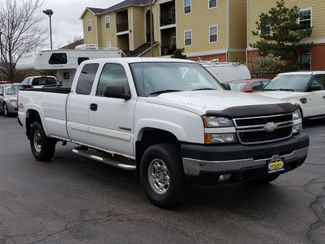 2006 Chevrolet Silverado 2500HD LT1 | Champaign, Illinois | The Auto Mall of Champaign in Champaign Illinois