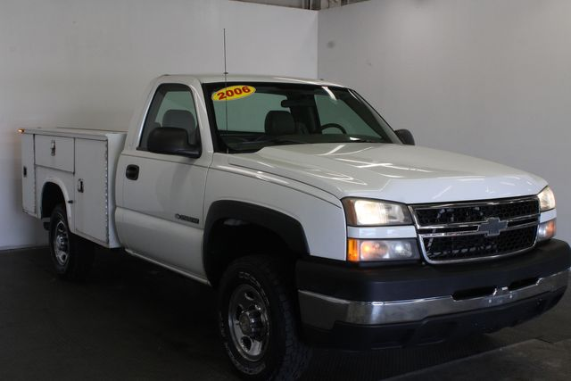 2006 Chevrolet Silverado 2500HD Utility Bed in Cincinnati, OH 45240