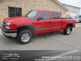 2006 Chevrolet Silverado 2500HD LT1 Farmington, MN