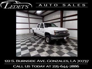 2006 Chevrolet Silverado 2500HD LT1 - Ledet's Auto Sales Gonzales_state_zip in Gonzales