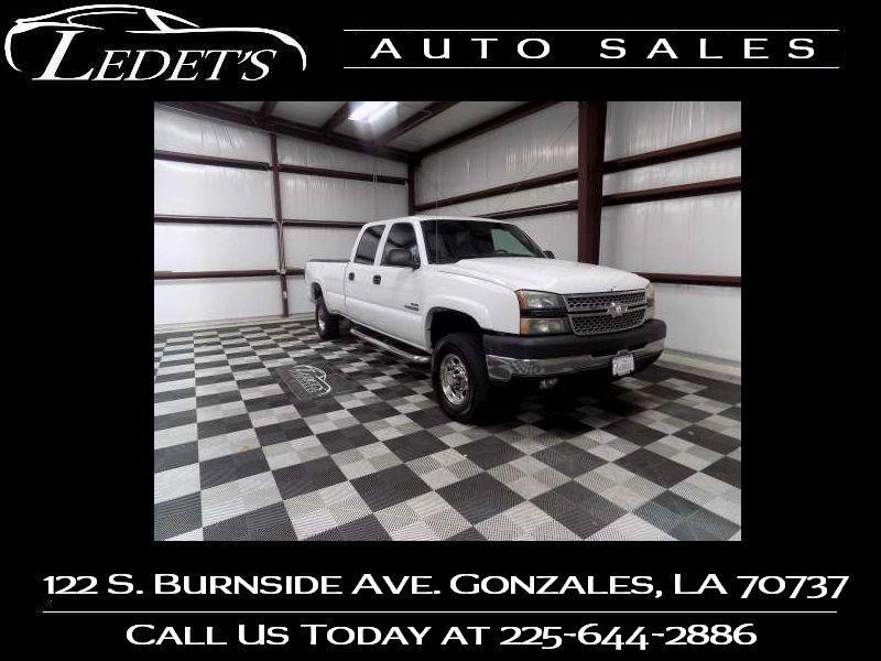 2006 Chevrolet Silverado 2500HD LT1 - Ledet's Auto Sales Gonzales_state_zip in Gonzales Louisiana