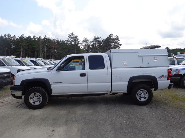 2006 Chevrolet Silverado 2500HD Work Truck Hoosick Falls, New York 0