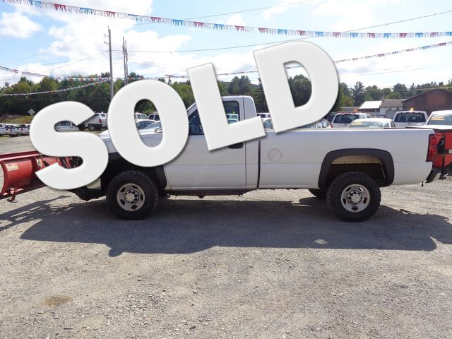 2006 Chevrolet Silverado 2500HD Work Truck Hoosick Falls, New York