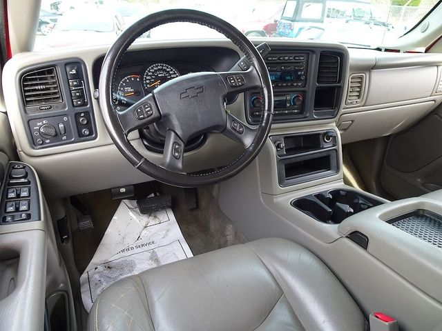2006 Chevrolet Silverado 2500HD LT3 Madison, NC 37