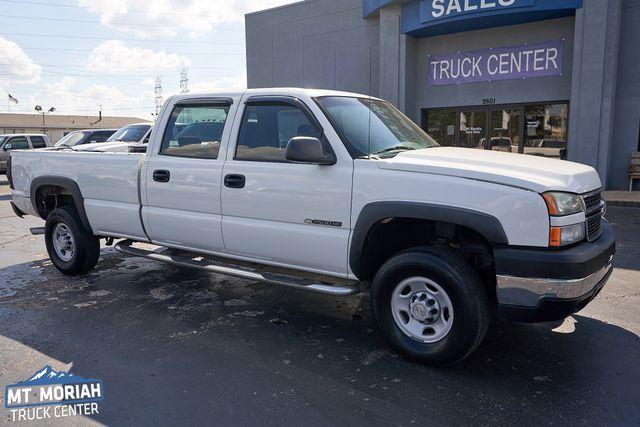 2006 Chevrolet Silverado 2500HD Work Truck in Memphis Tennessee, 38115