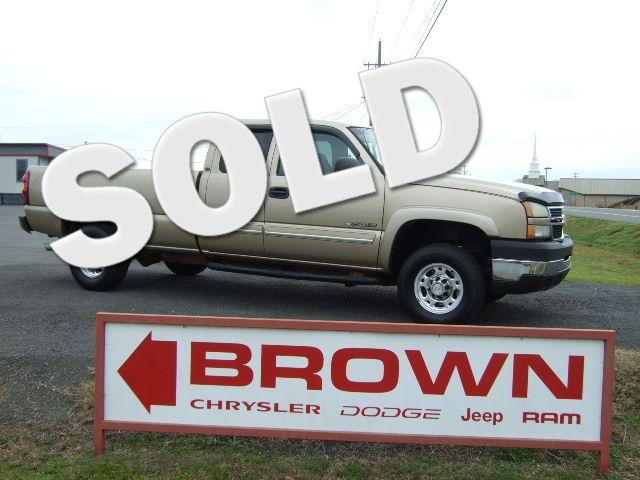 2006 Chevrolet Silverado 2500HD LT1 Minden, LA