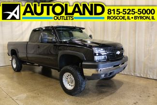 2006 Chevrolet Silverado 2500HD diesel 4x4 long bed LT2 in Roscoe, IL 61073
