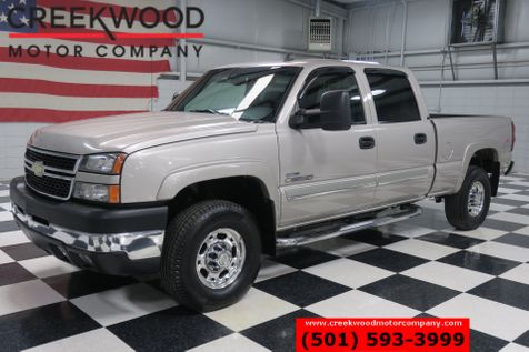 2006 Chevrolet Silverado 2500HD LT 4x4 Diesel Allison Low Miles Rare 1 Owner CLEAN in Searcy, AR
