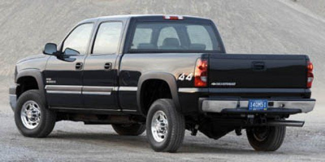 2006 Chevrolet Silverado 2500HD LT3 in Tomball, TX 77375