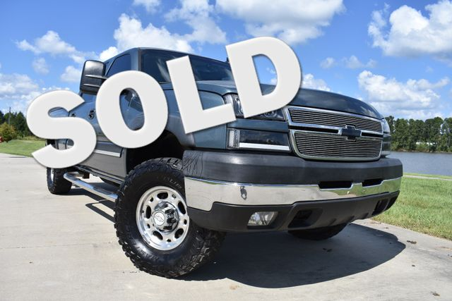 2006 Chevrolet Silverado 2500HD LT3 Walker, Louisiana